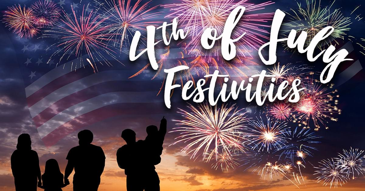 Fourth of July Festivities Around the Triangle