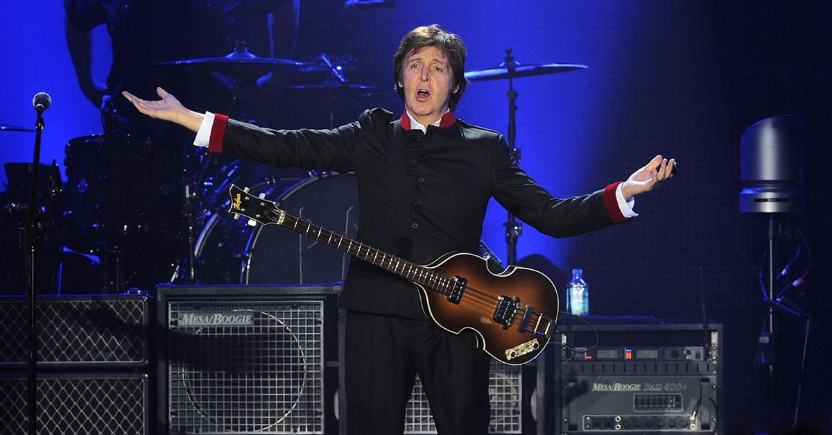WATCH: James Corden tours Liverpool with Paul McCartney