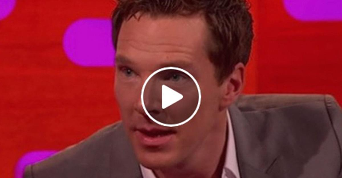 Watch: Ask Benedict Cumberbatch to Say the Word 'Penguin'