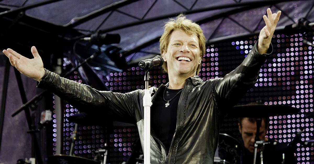 Bon Jovi Get's into Rosé Business