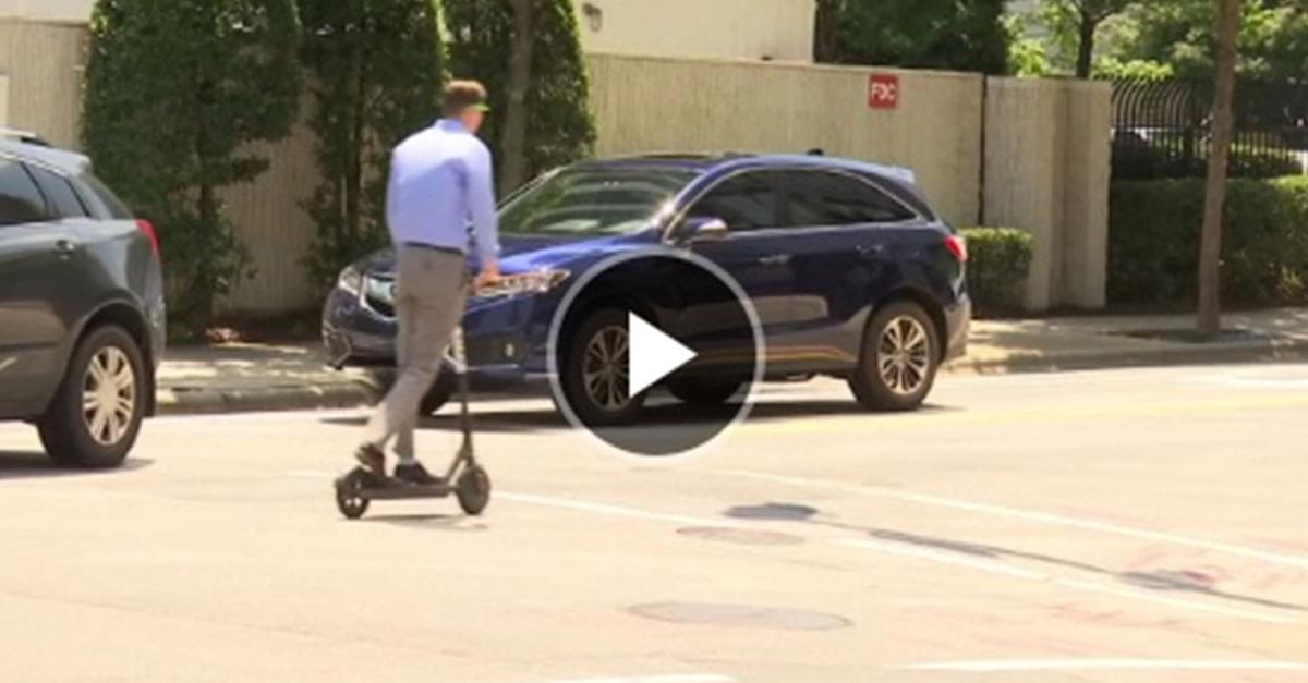 'Bird' Scooter App Launches in Raleigh