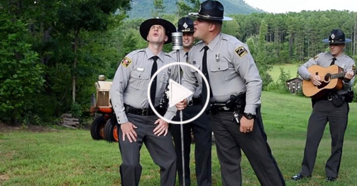 Surry and Stokes County State Troopers