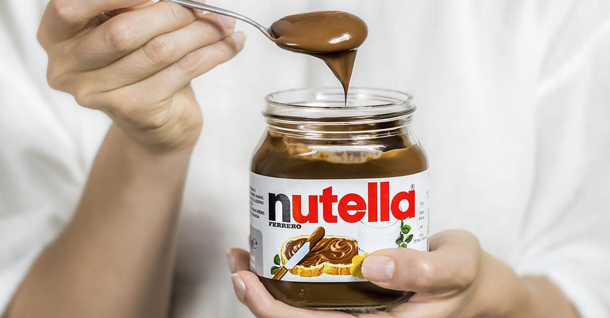 You Could be a Nutella Taste Tester