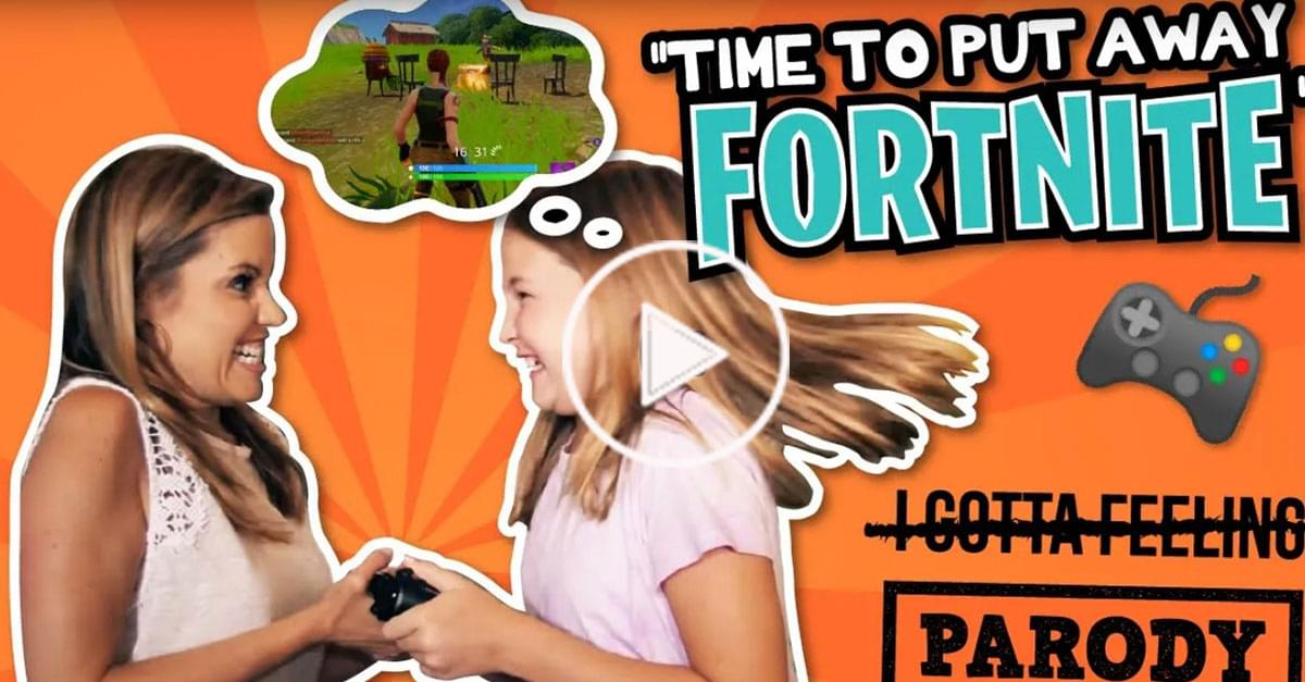 Watch: Holderness Family Takes Away Fortnite