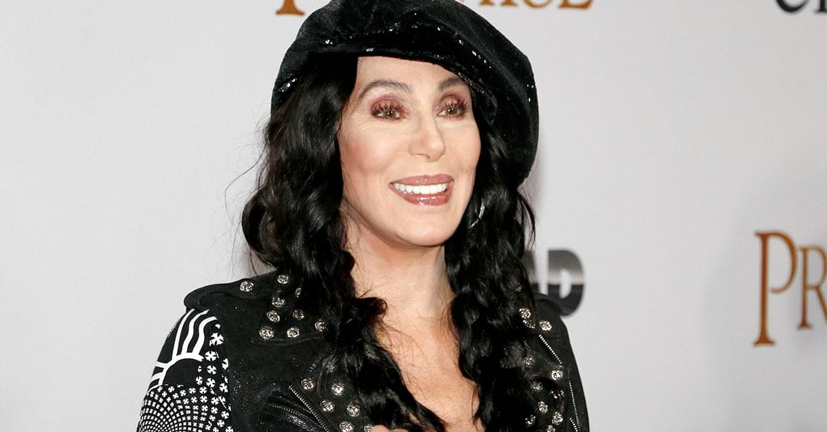 Cher Covers ABBA's 'Gimme! Gimme! Gimme!'
