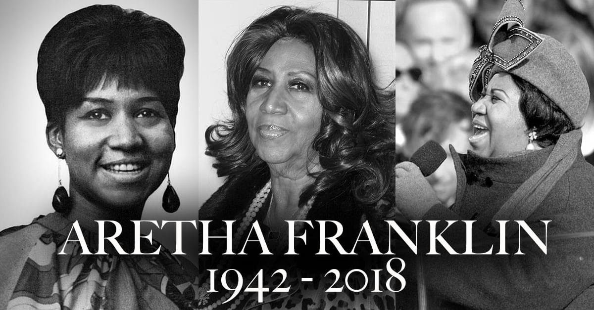 Aretha Franklin, 'Queen of Soul,' Has Died at Age 76