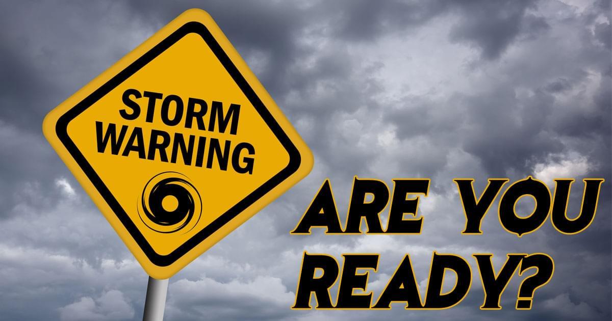 Hurricane Preparedness Timeline: Are you Ready?