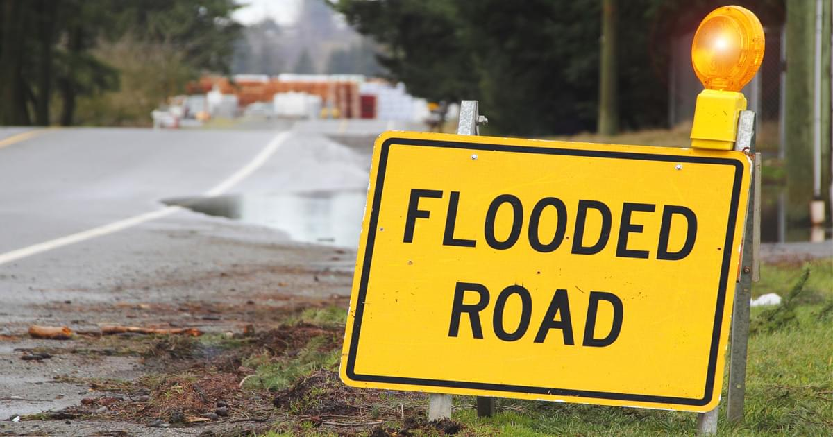 High-Water and Flooding Safety Tips