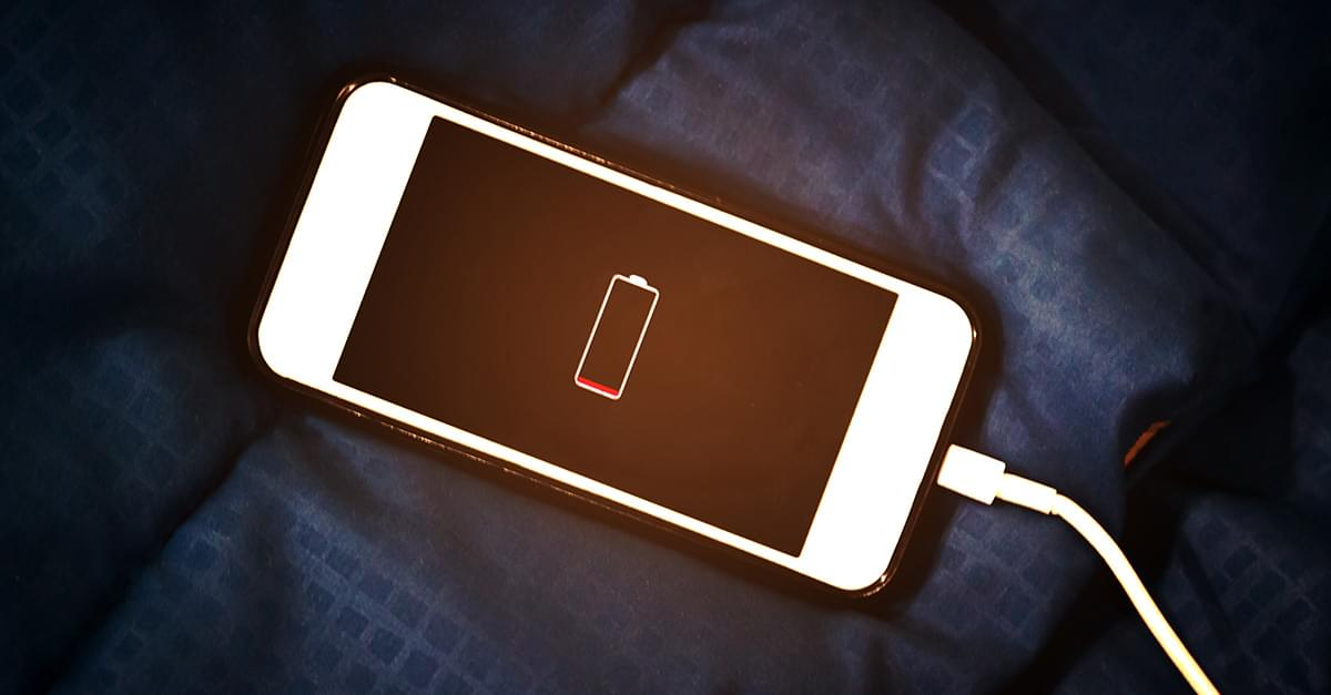 Hurricane Tips: How to extend your phone's battery life