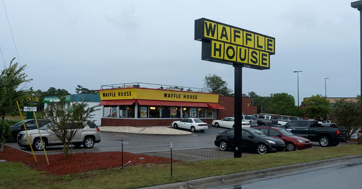 Waffle House in Wilmington Following Florence