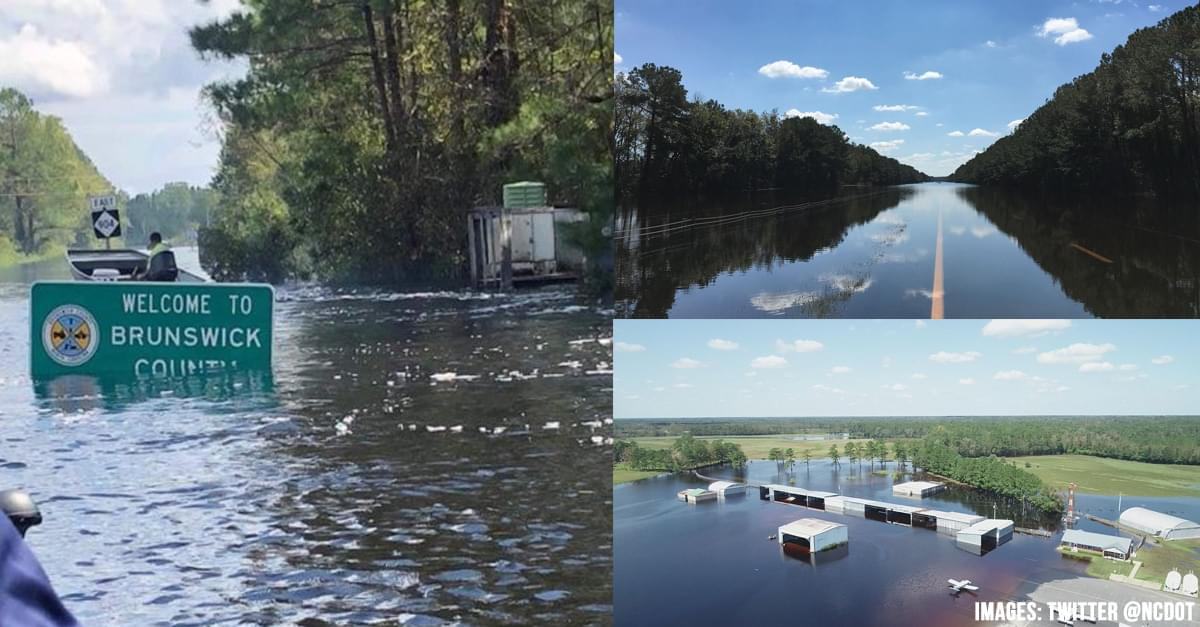 Flooding from Florence