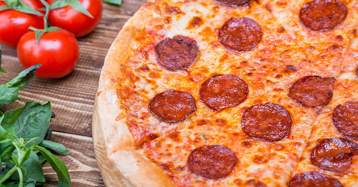 Company is hiring people to taste-test pizza from home