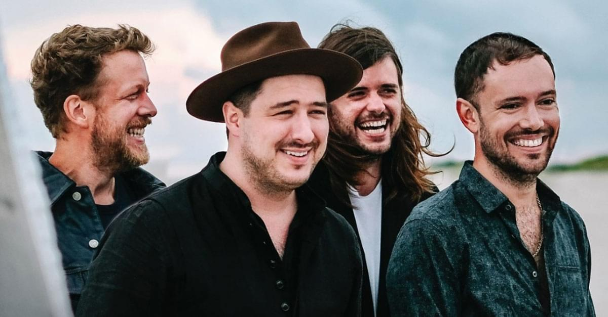 Mumford & Sons Announce Arena Tour, Headed to Raleigh