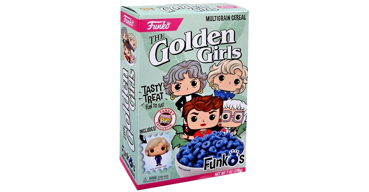 Say What? Golden Girls Cereal Exists!