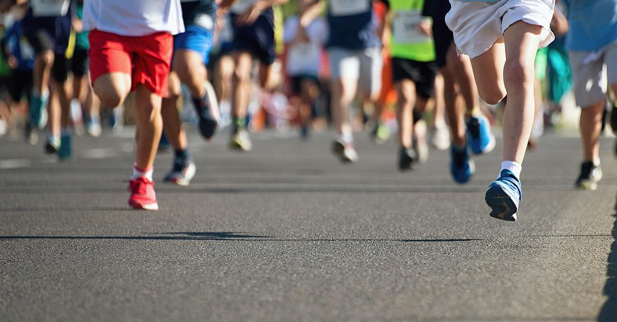 WOW! 10-Year-Old Completes 50 5Ks in 50 days!