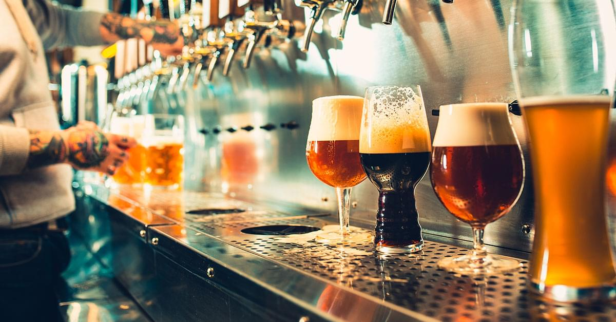 Uh Oh! Climate Change Could Cause Beer Shortage