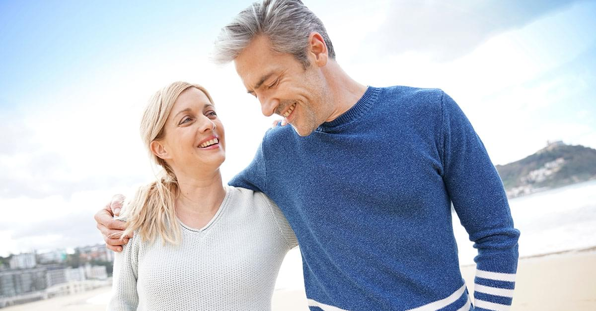 Life is a Breeze When You Hit 44, Research Says