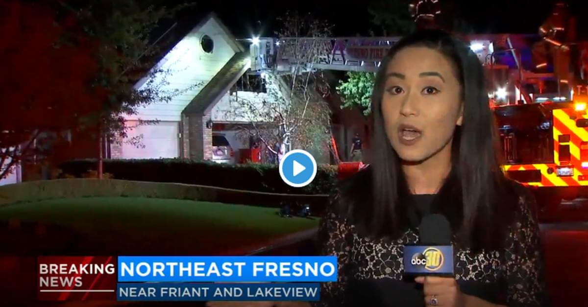 Fresno man uses blowtorch on spiders, burns down parents' house