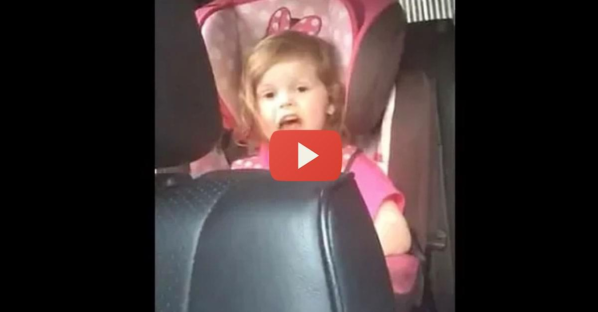 Watch: Toddler Does Adorable Rendition of 'Bohemian Rhapsody'