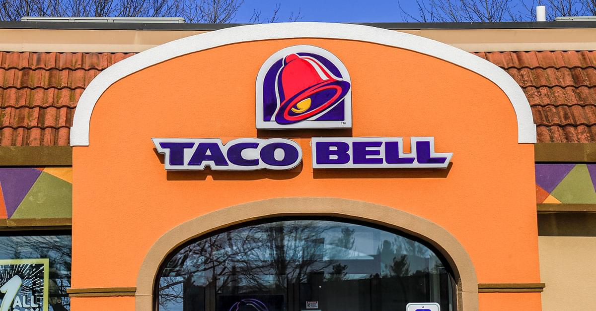 106-year-old Woman Celebrates Birthday at Taco Bell