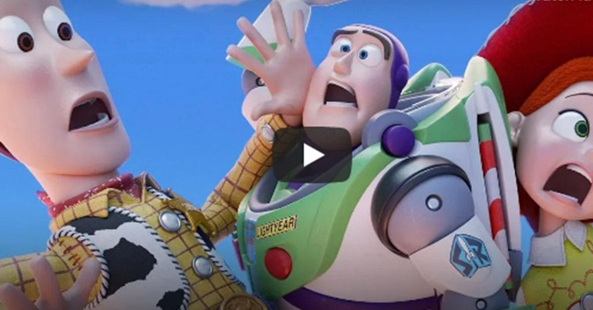 Watch: 'Toy Story 4' Teaser Trailer