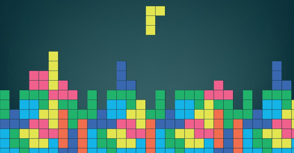 A Solution for Stress? Play Tetris