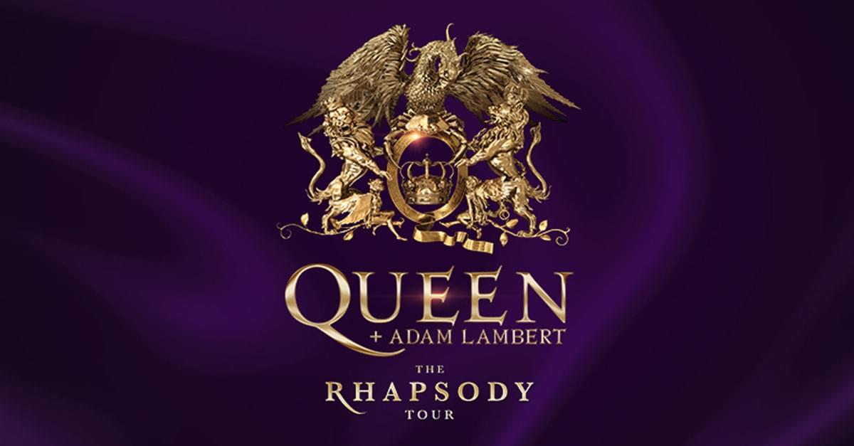 Queen + Adam Lambert announce 'The Rhapsody Tour' in 2019!