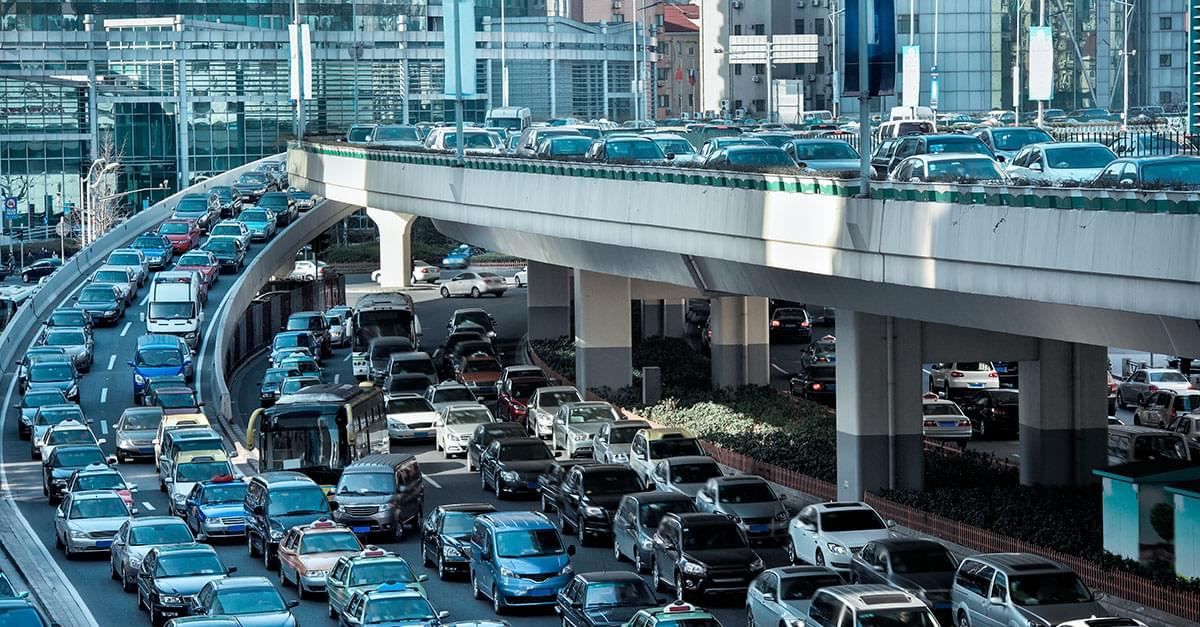 Record-breaking Holiday Traffic Expected, Here are Worst Times To Drive
