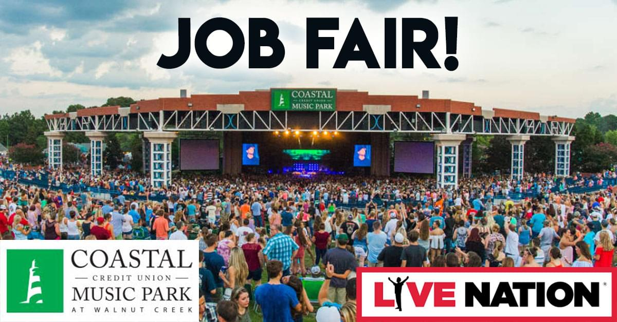 Looking for a New Job? Check out the Live Nation Job Fair!