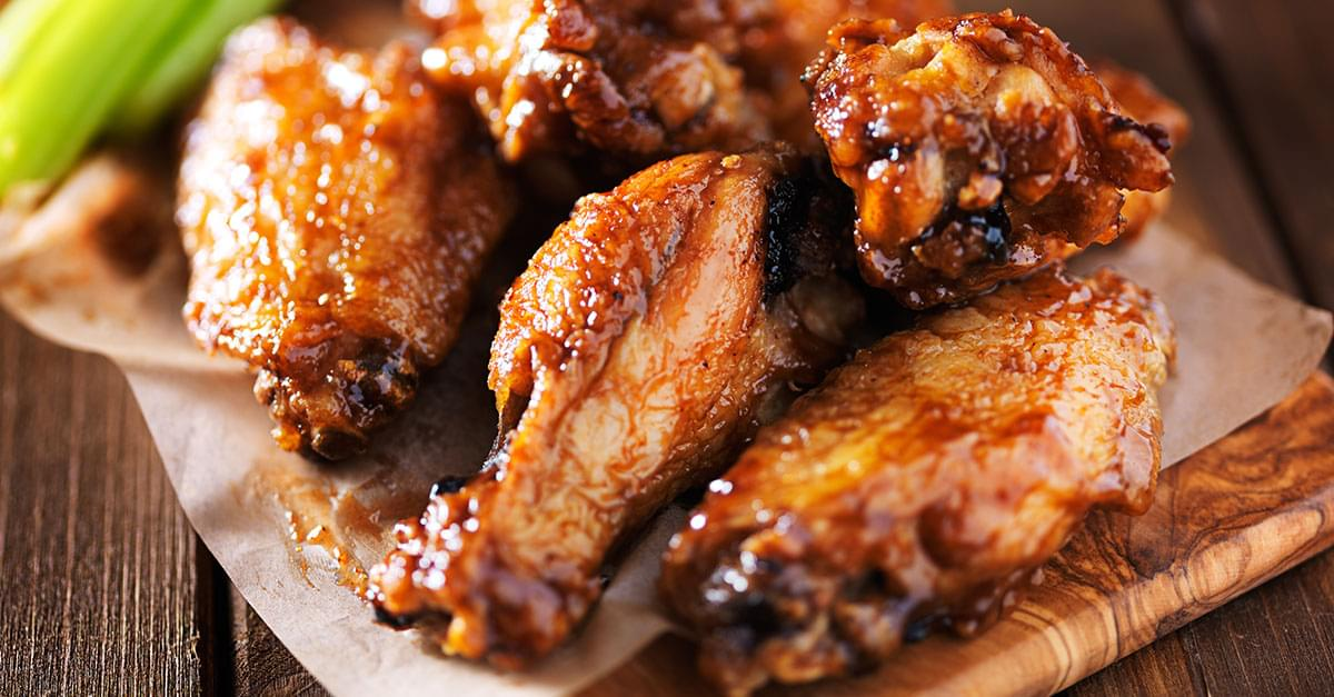 Americans Will Eat More than 1.3 Billion Chicken Wings for Super Bowl!