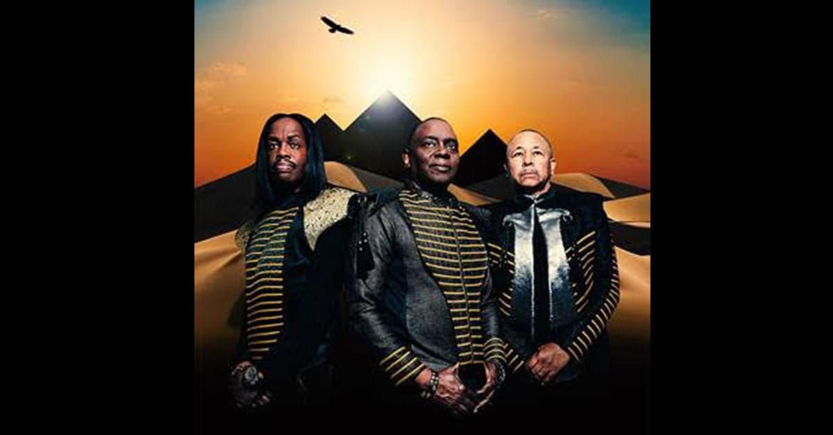 Earth, Wind & Fire Announces Raleigh show!
