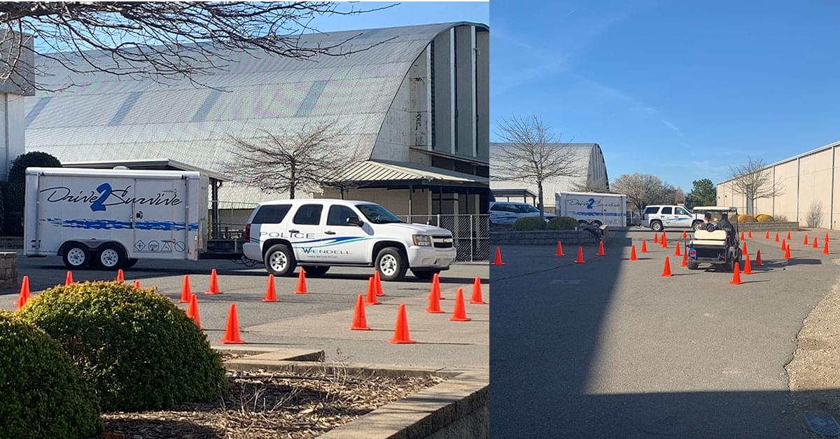Try the Fatal Vision Course at the NC International Auto Expo