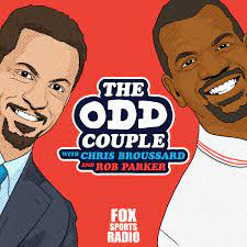 The Odd Couple w/Chris Broussard and Rob Parker