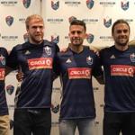 Galería: Presentación de los equipos North Carolina FC North Carolina Courage para su temporada 2017