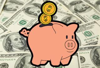 Monedas y Billetes: Como Ahorrar