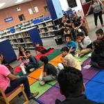 Galería: La Ley en Merrick-Moore Elementary