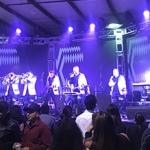 Calibre 50 y Banda Carnaval