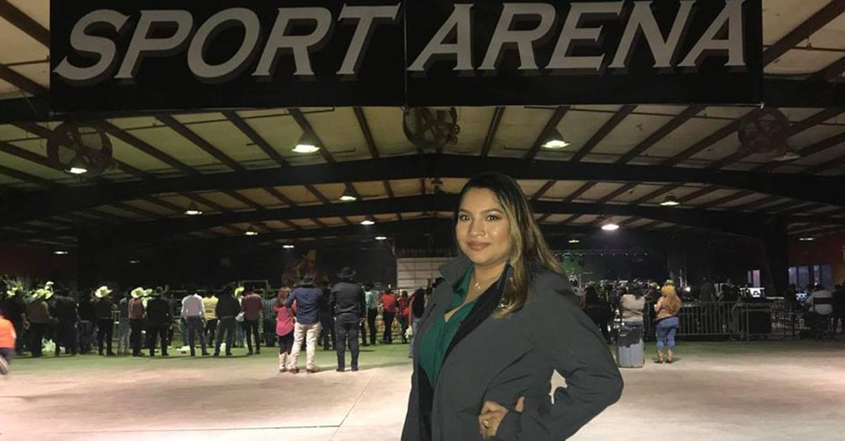 La Ley en Sport Arena: Alfredo Olivas