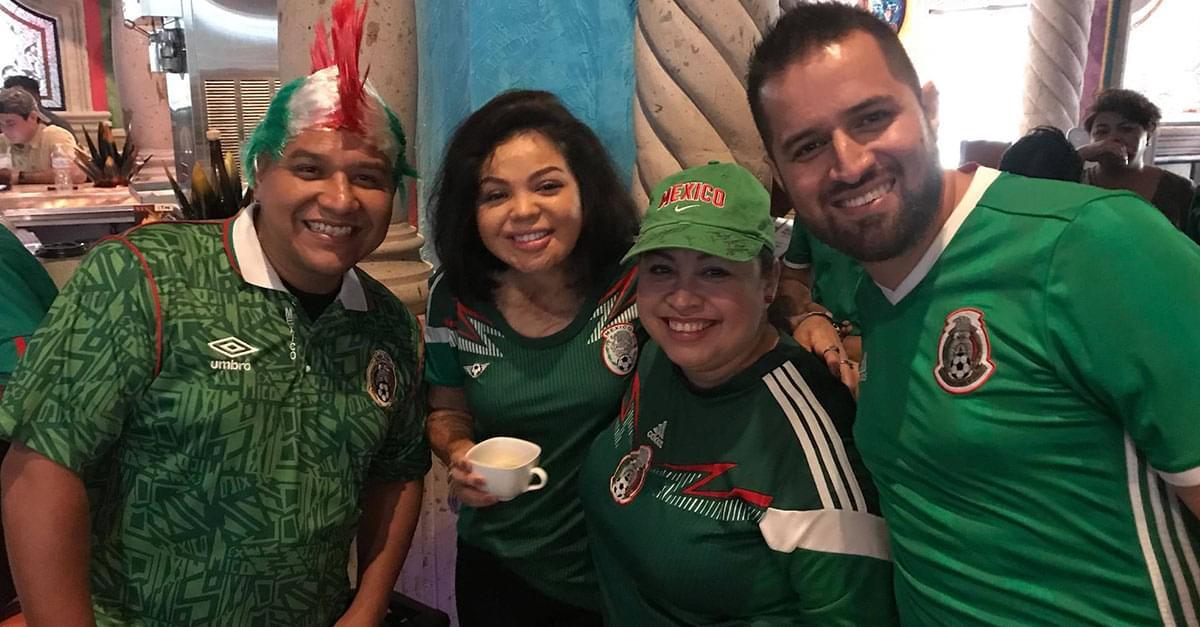La Ley en San Marcos Mexican Restaurant