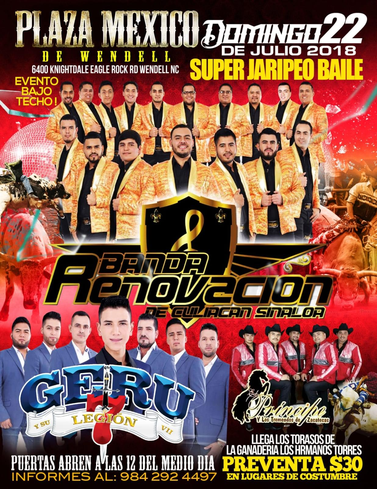 Banda Renovacion Culiacan Sinaloa