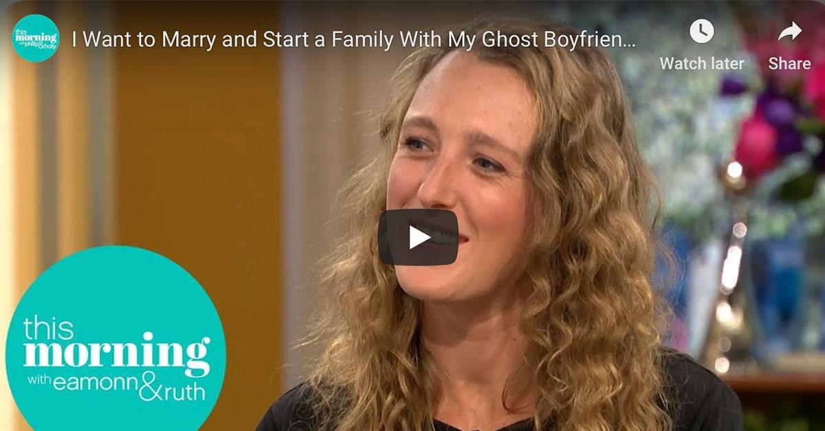 Tendrías Un Novio Fantasma?