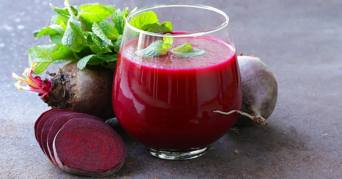 Frutas y verduras con Kuy: El Jugo Rojo Milagroso