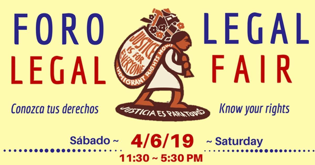 Foro Legal – 4/6/29