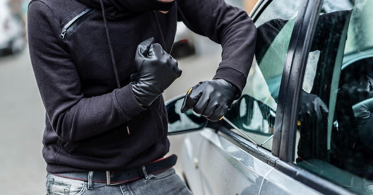 El castigo de robarse un auto es….