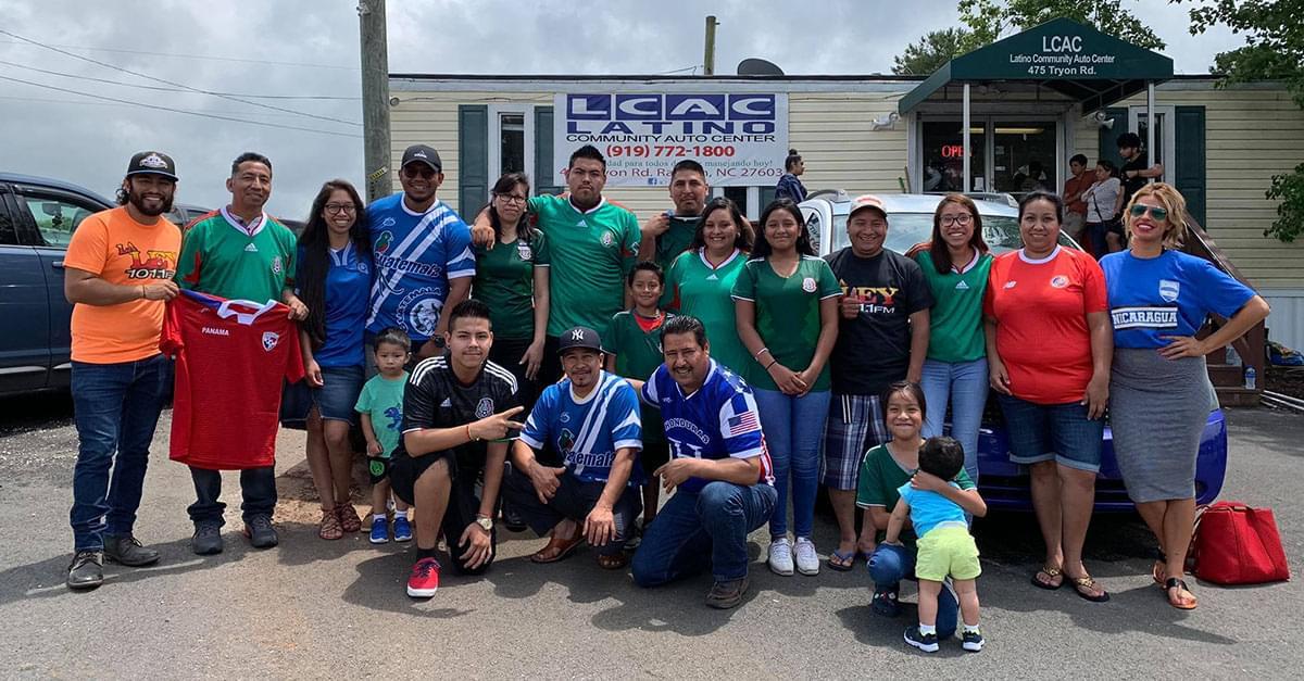 Galería: La Ley en Latino Community Auto Center