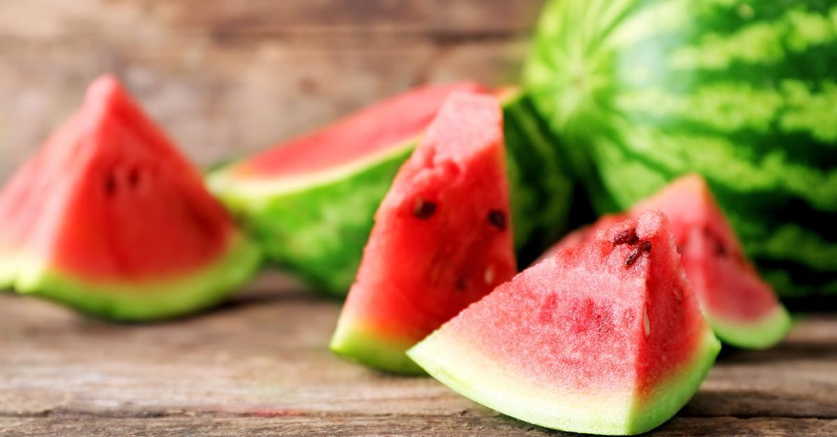 Frutas y verduras con Kuy: La Sandia