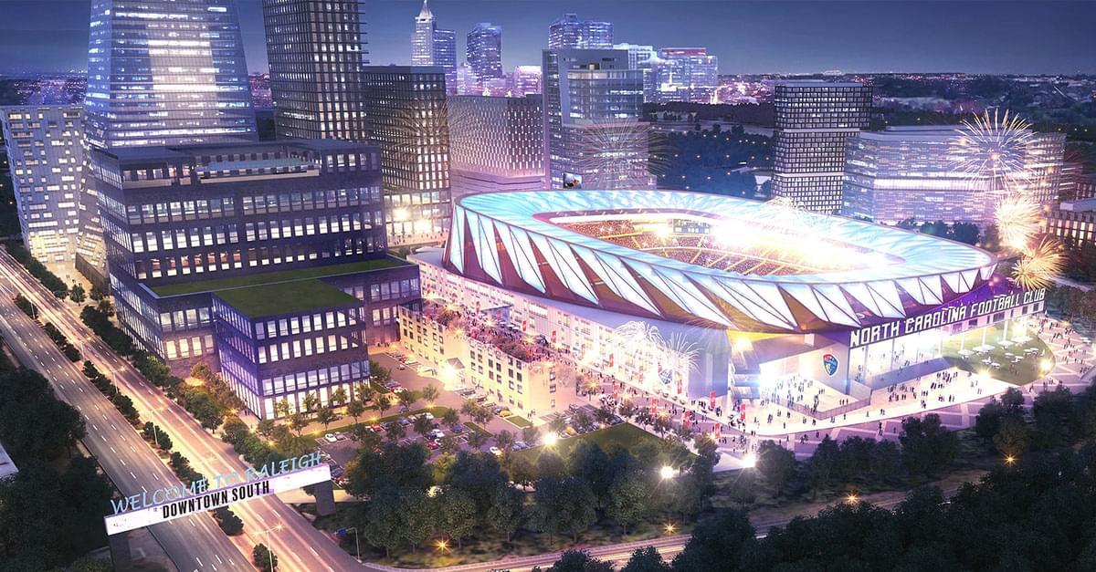 Inversión de $1.9 podría traer una gran colonia de entretenimiento al Downtown de Raleigh