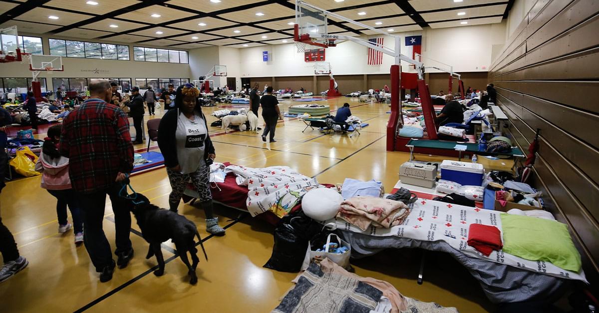 Eastern NC Red Cross, community partners open shelters, brace for Hurricane Dorian