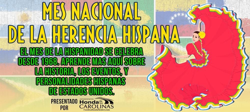 Mes Nacional de la Herencia Hispana