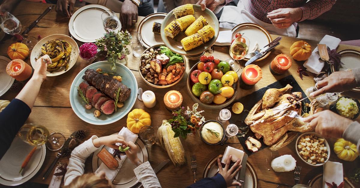 Como celebramos Thanksgiving los locutores de La Ley?